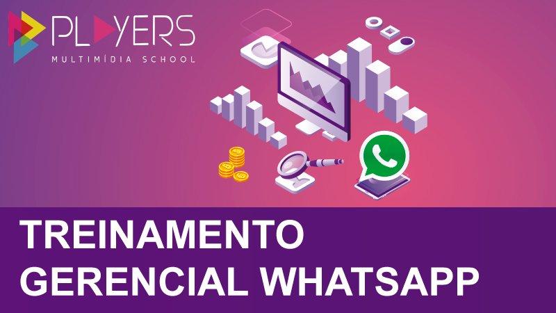 treinamento gerencial whatsapp