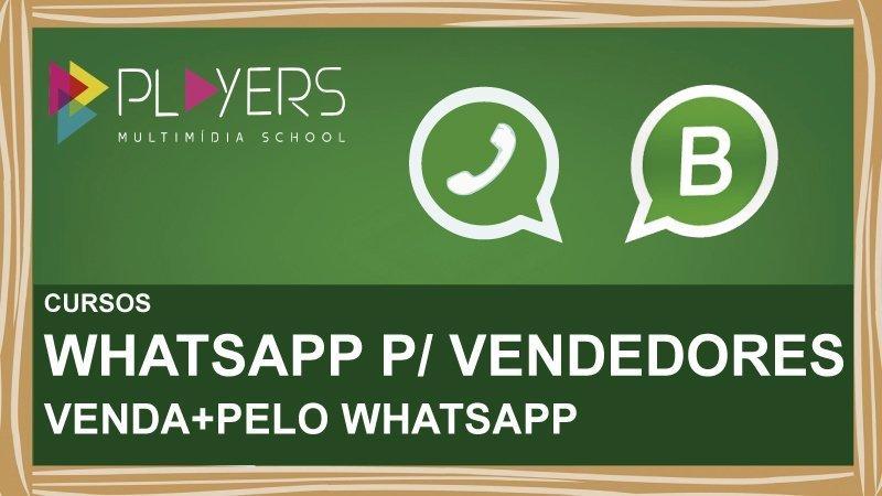 curso whatsapp para vendedores